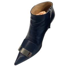 High Heel Ankle Boots Sergio Rossi