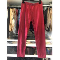 Pantalon slim, cigarette Boutique Independante  pas cher