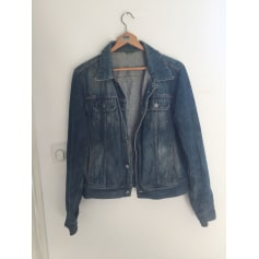 Veste en jean United Colors of Benetton  pas cher