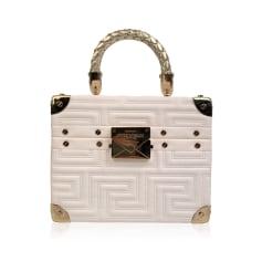 Leather Handbag Versace