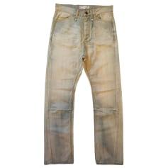 Jeans droit Alexander Wang  pas cher