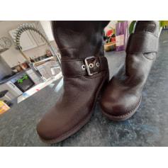 High Heel Boots Clarks