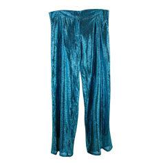 Pantalon évasé Modetrotter  pas cher