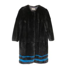 Manteau Yves Salomon  pas cher