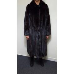 Manteau en fourrure Nina Ricci  pas cher