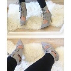 Bottines & low boots à talons Boutique Independante  pas cher