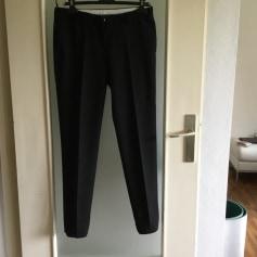 Pantalon slim, cigarette Armani Jeans  pas cher