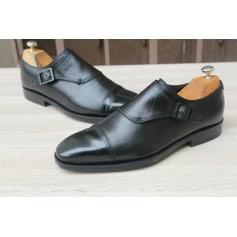 Chaussures à boucles Gucci Ace pas cher