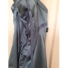 Robe mi-longue antiflirt  pas cher