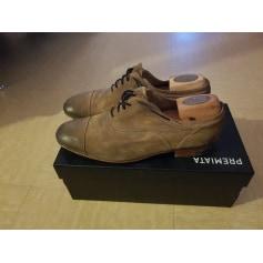 Lace Up Shoes Premiata