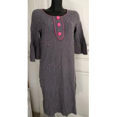 Robe mi-longue Manoush  pas cher