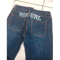 Jeans droit Rip Curl  pas cher