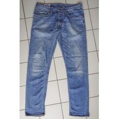 Jeans slim kings of indigo  pas cher