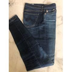 Jeans slim Adriano Goldschmied  pas cher
