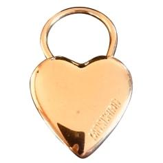 Pendentif, collier pendentif Moschino  pas cher