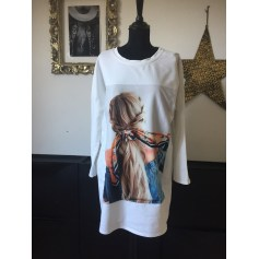 Robe pull Made In Italie  pas cher