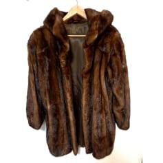 Manteau en fourrure Cartier  pas cher