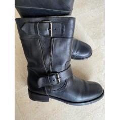 Bottines & low boots plates Fabio Rusconi  pas cher