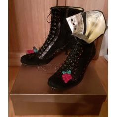 Bottines & low boots à talons Lavorazione Artigiana  pas cher