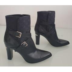 Bottines & low boots à talons Louis Vuitton  pas cher