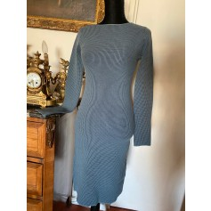 Robe mi-longue Armani  pas cher
