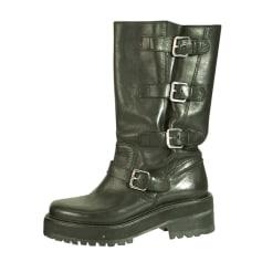 Biker-Boots Dolce & Gabbana