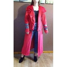 Manteau gothique  pas cher