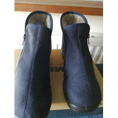 Bottines & low boots plates Romika  pas cher