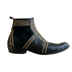 Bottines & low boots plates Anine Bing  pas cher