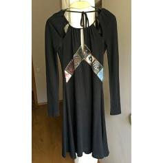 Robe mi-longue Roberto Cavalli  pas cher