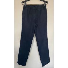 Pantalon droit Sandro  pas cher