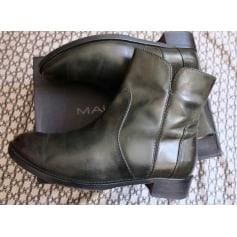 Bottines & low boots plates Mauro Teci  pas cher