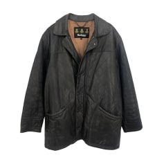 Leather Coat Barbour