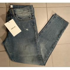 Jeans droit AudreyLBD  pas cher
