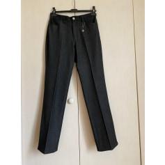 Pantalon droit Inès de la Fressange  pas cher