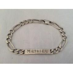 Bracelet GOURMETTE ARGENT 925  pas cher