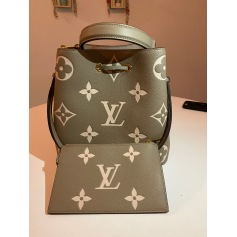 Sac à main en cuir Louis Vuitton Neonoe pas cher