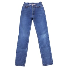 Jeans slim Kenzo  pas cher