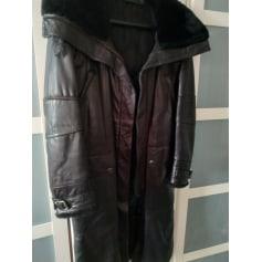 Manteau en cuir Barbara Bui  pas cher