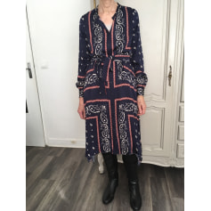Robe longue Sandro  pas cher