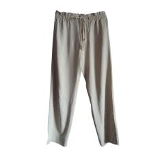 Pantalon droit Vince  pas cher