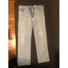 Straight Leg Jeans Armani Jeans