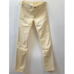 Jeans slim American Apparel  pas cher