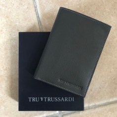 Porte-cartes Trussardi  pas cher