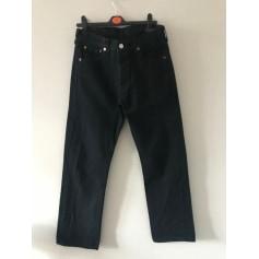 Pantalon droit Levi's  pas cher