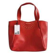 Lederhandtasche Love Moschino