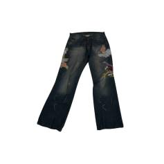 Jeans large Dolce & Gabbana  pas cher