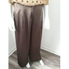 Pantalon large Autre Ton  pas cher