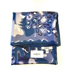 Silk Scarf Lancel