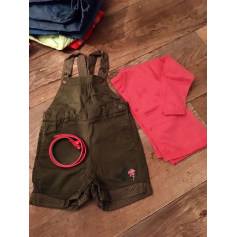 Shorts Set, Outfit Grain de Blé